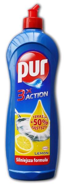 Pur mosogatószer nagyker 900 ml citrom - vegyiáru nagyker Budapesten
