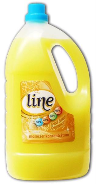 Line folyékony mosószer koncentrátum nagyker 4,5 liter színes color - budapesti vegyiáru nagykereskedésünkben