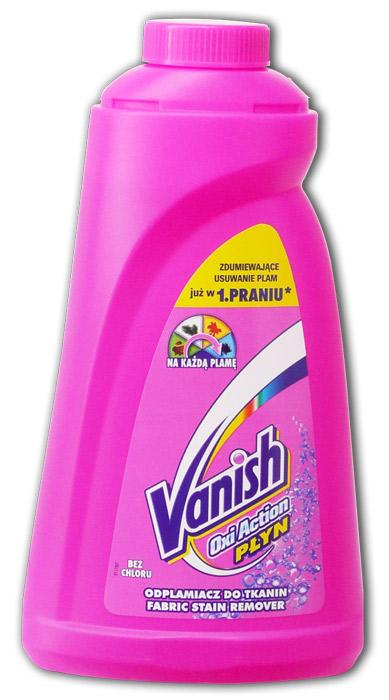 Vanish folttisztító nagyker 1 liter color színes - vegyiáru nagyker Budapest